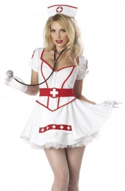 Sexy nurse's outfit